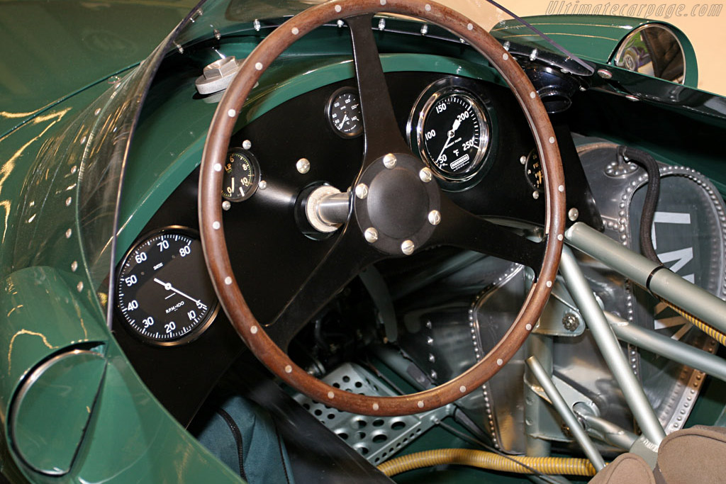 Vanwall VW Grand Prix - Chassis: VW7   - 2006 Retromobile