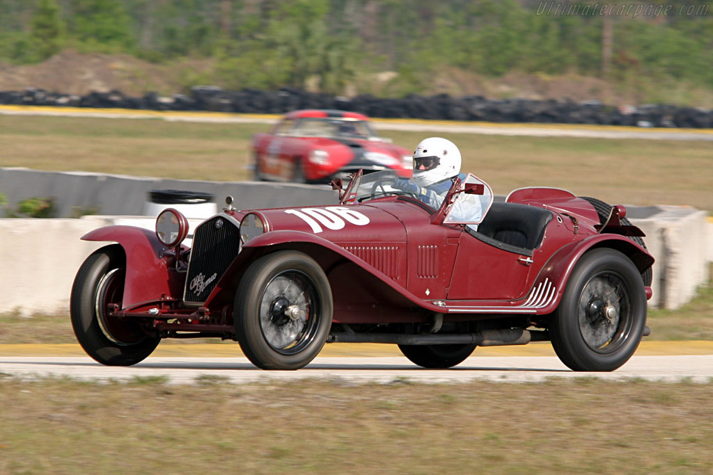 Click here to open the Alfa Romeo 8C 2300 Touring Spider gallery