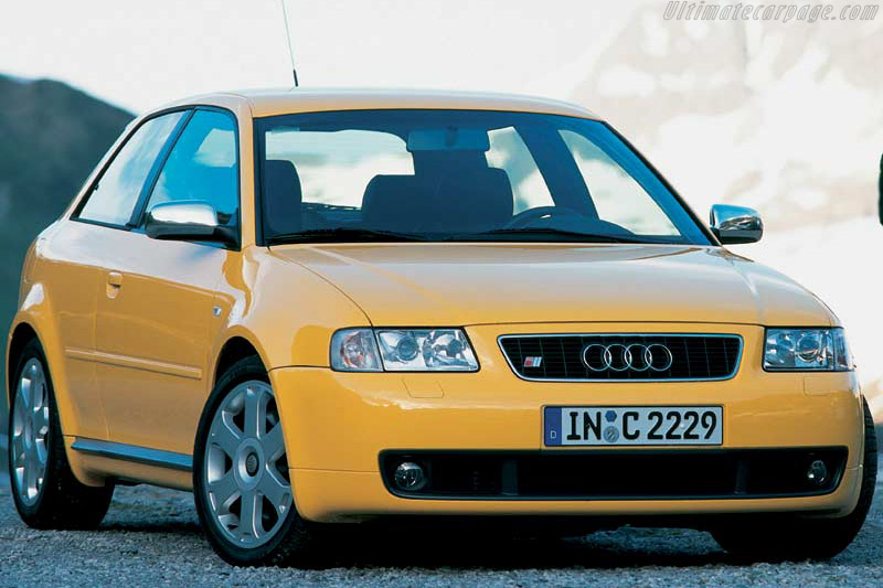1998 Audi S3 Images Specifications And Information