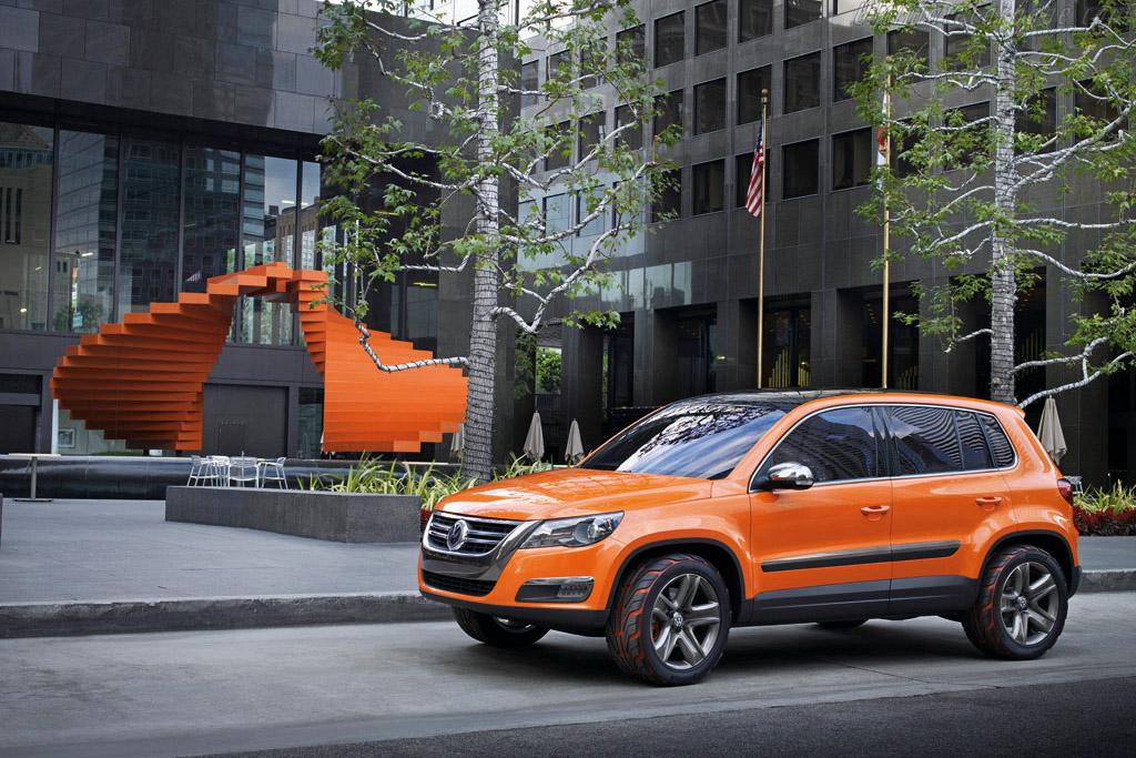 Volkswagen Tiguan Concept