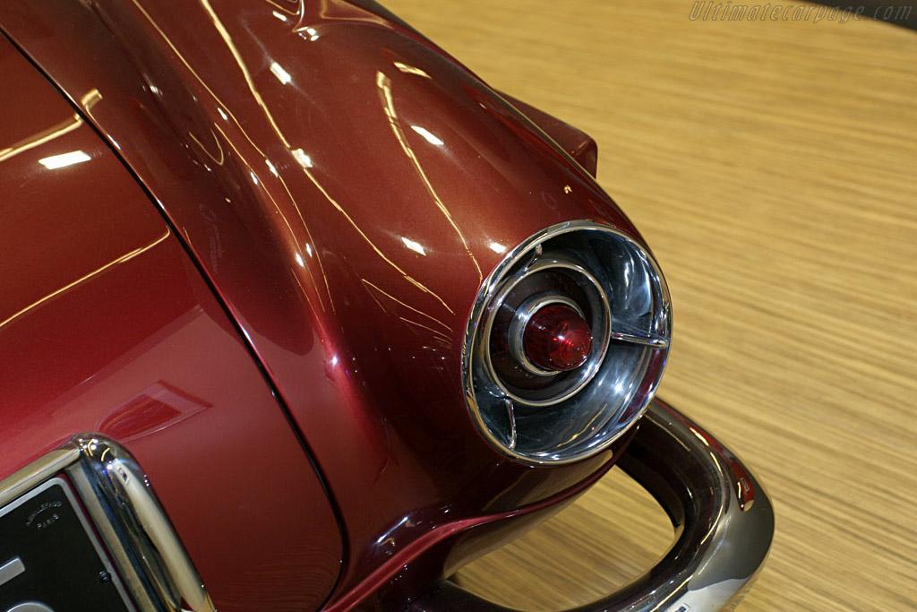 Jaguar XK120 Ghia Supersonic Coupe - Chassis: 679768   - 2006 Retromobile