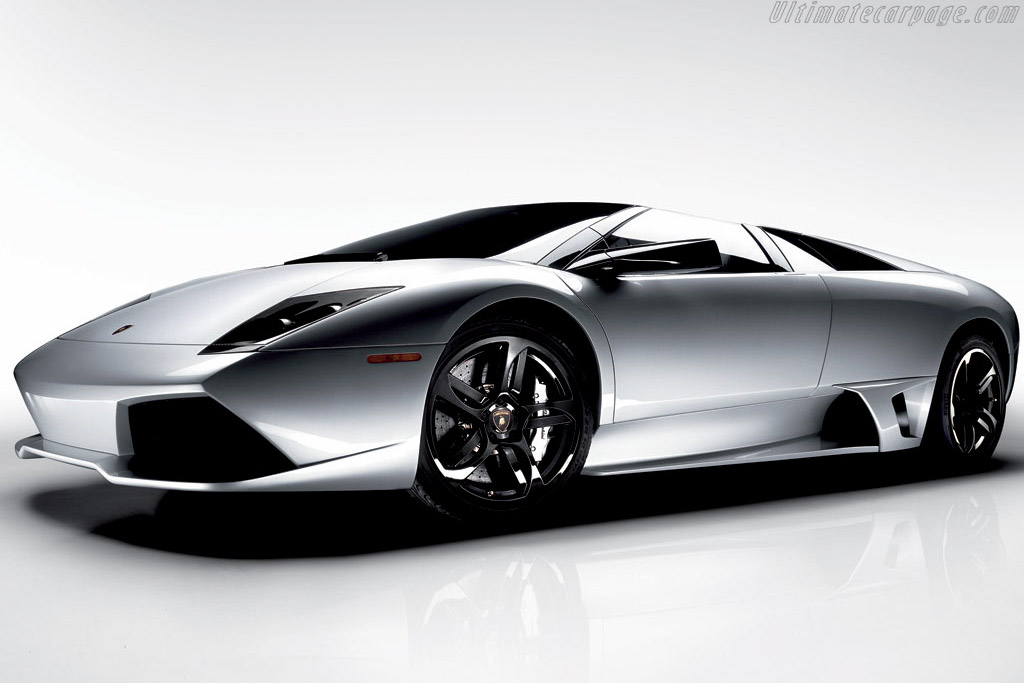 Click here to open the Lamborghini Murciélago LP640 Roadster gallery