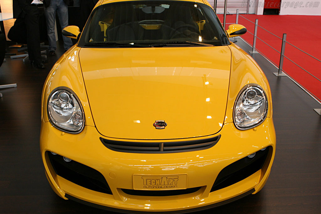 Techart Cayman Widebody    - 2006 Essen Motor Show