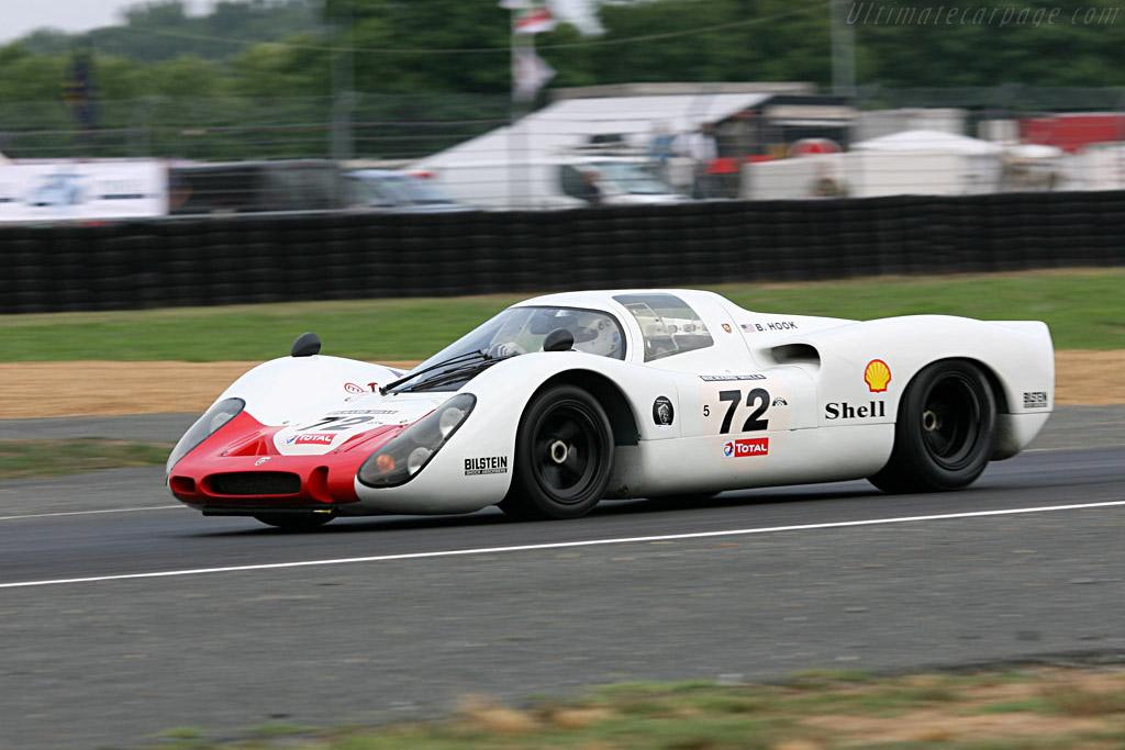 Porsche 908K Coupe - Chassis: 908-019   - 2006 Le Mans Classic