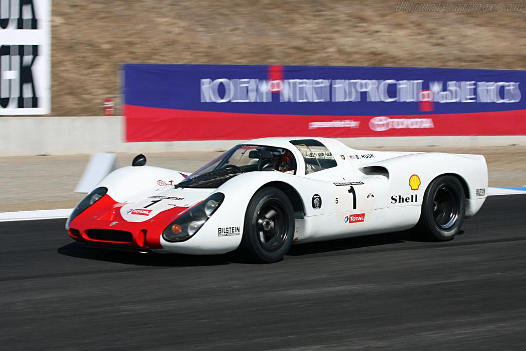 Porsche 908K Coupe - Chassis: 908-019   - 2006 Monterey Historic Automobile Races
