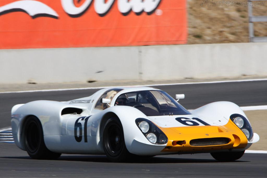 Porsche 908K Coupe - Chassis: 908-010   - 2008 Monterey Historic Automobile Races