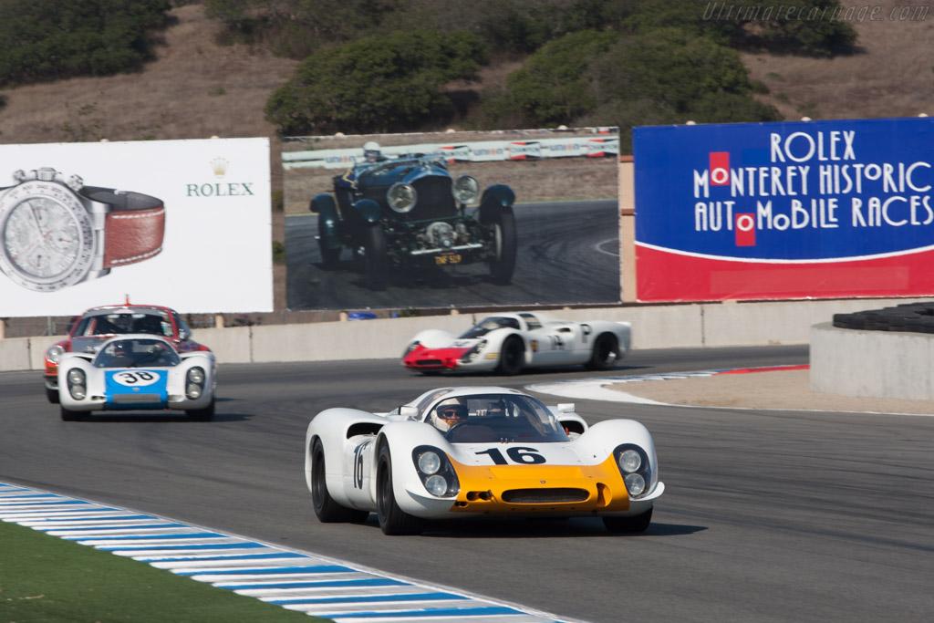 Porsche 908K Coupe - Chassis: 908-010   - 2009 Monterey Historic Automobile Races