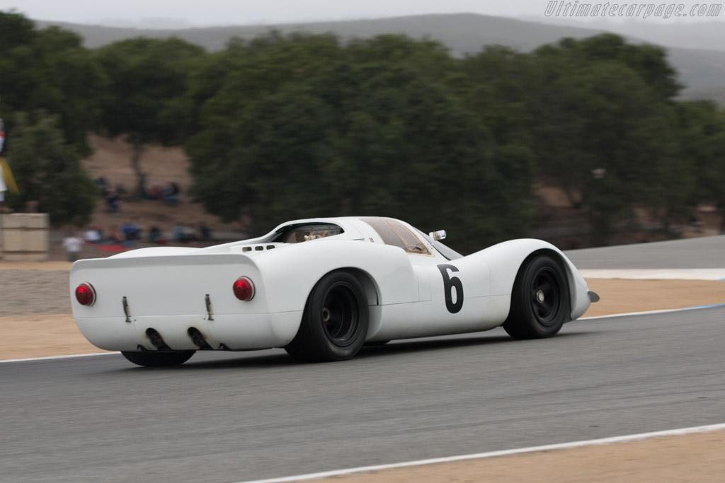 Porsche 908K Coupe - Chassis: 908-010   - 2011 Monterey Motorsports Reunion
