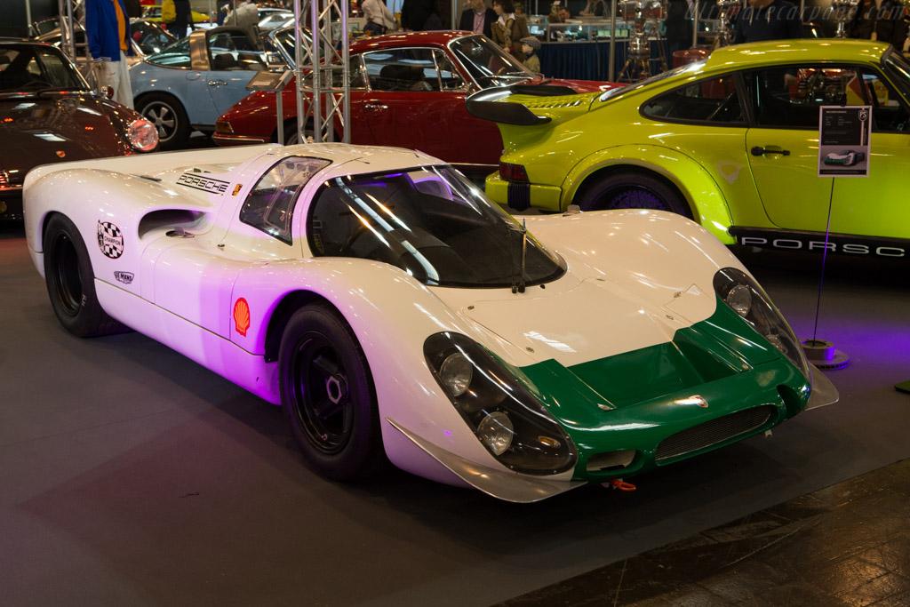 Porsche 908K Coupe - Chassis: 908-001   - 2014 Techno Classica