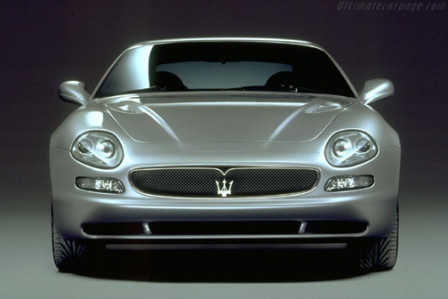 Click here to open the Maserati 3200GT gallery
