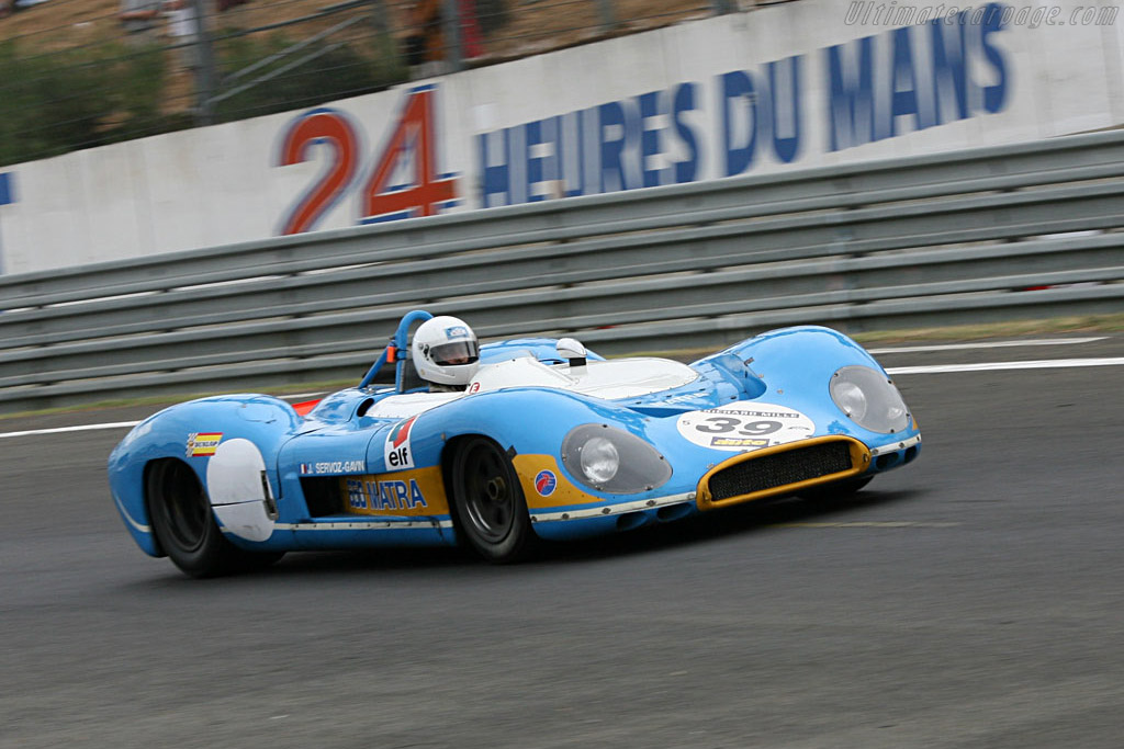 Matra MS650 - Chassis: MS650/01   - 2006 Le Mans Classic