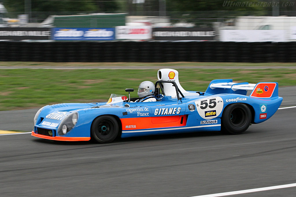 Click here to open the Matra MS670 gallery