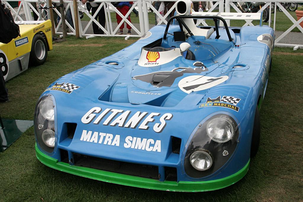 Matra MS670B    - 2006 Le Mans Classic