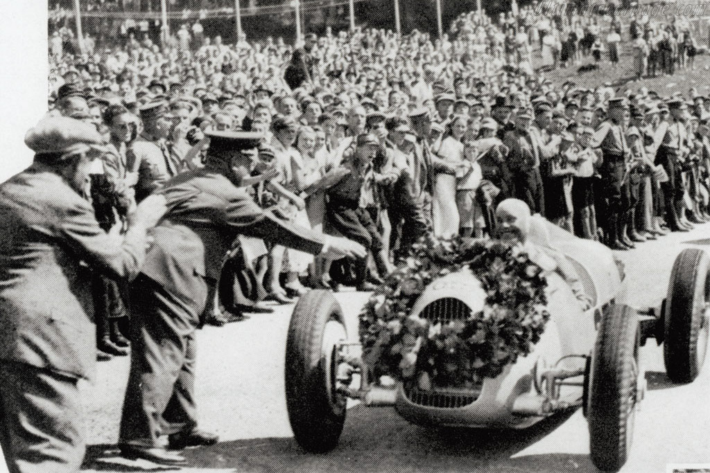Click here to open the Auto Union Type B gallery