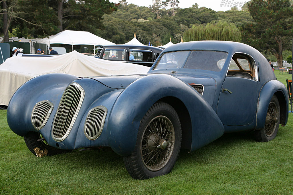 Talbot Lago T150C SS Pourtout Coupe - Chassis: 90120   - 2006 The Quail, a Motorsports Gathering