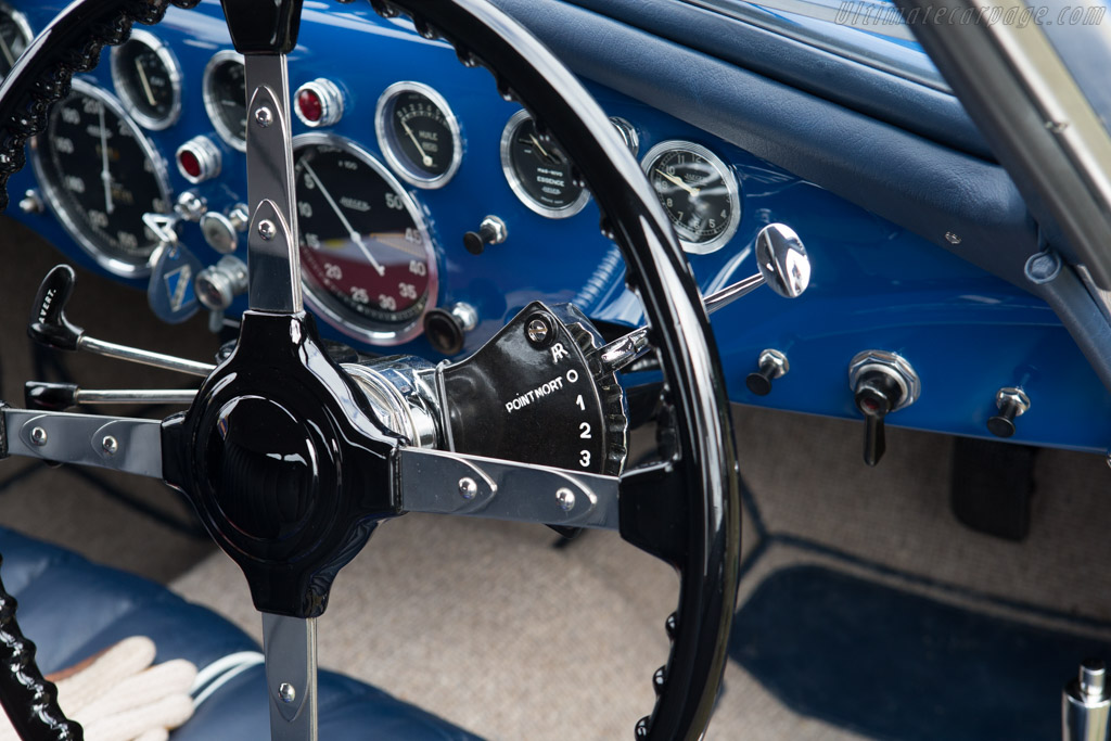 Talbot Lago T150C SS Pourtout Coupe - Chassis: 90120   - 2014 Pebble Beach Concours d'Elegance