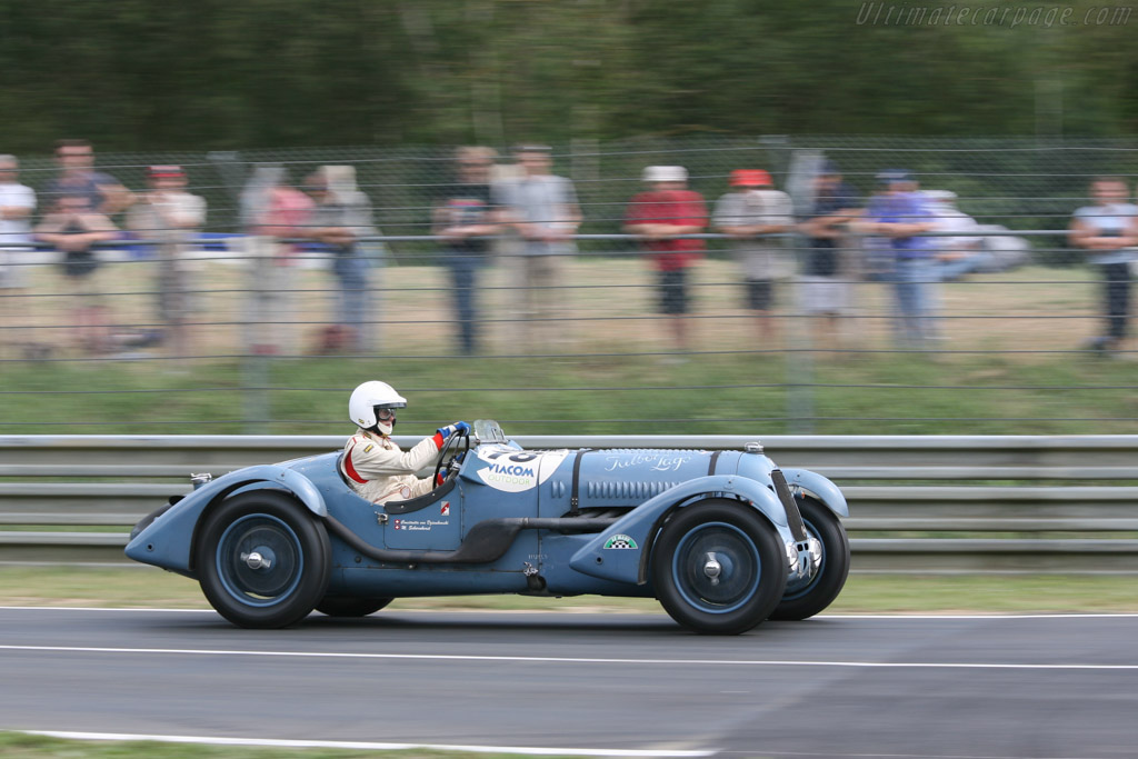 Talbot Lago T150C Competition Roadster - Chassis: 82930   - 2006 Le Mans Classic