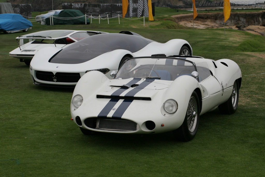 Maserati Tipo 63 Birdcage V12 - Chassis: 63.002 LWB   - 2005 Pebble Beach Concours d'Elegance