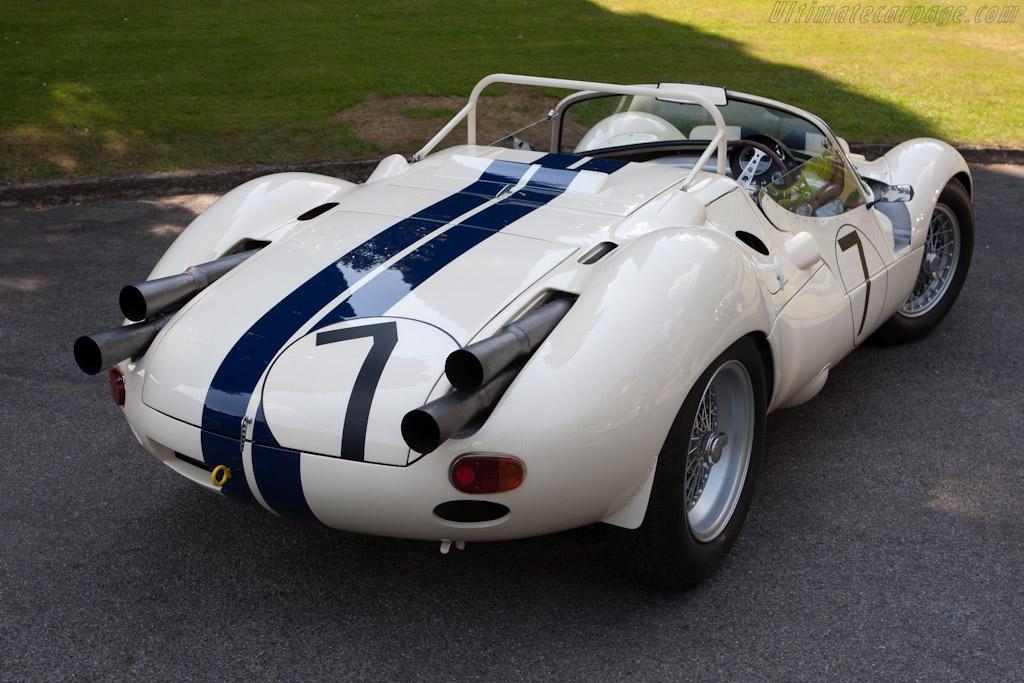Maserati Tipo 63 Birdcage V12 - Chassis: 63.002   - 2011 Concorso d'Eleganza Villa d'Este