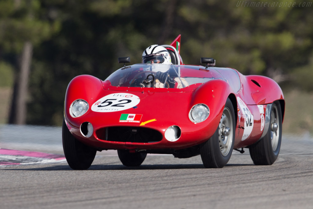 Click here to open the Maserati Tipo 63 Birdcage gallery