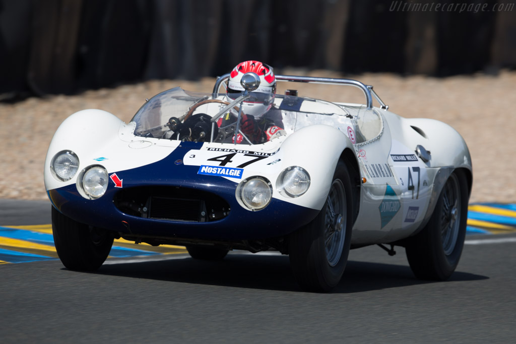 Maserati Tipo 63 Birdcage - Chassis: 63.006   - 2016 Le Mans Classic