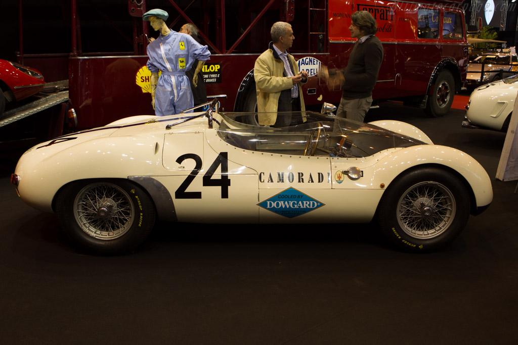 Maserati Tipo 63 Birdcage - Chassis: 63.006   - 2014 Retromobile