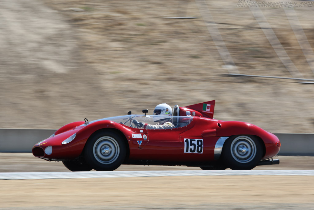 Maserati Tipo 63 Birdcage - Chassis: 63.004   - 2014 Monterey Motorsports Reunion