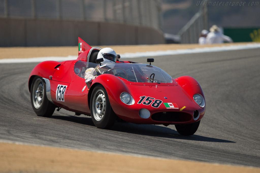 Maserati Tipo 63 Birdcage - Chassis: 63.004   - 2014 Monterey Motorsports Reunion