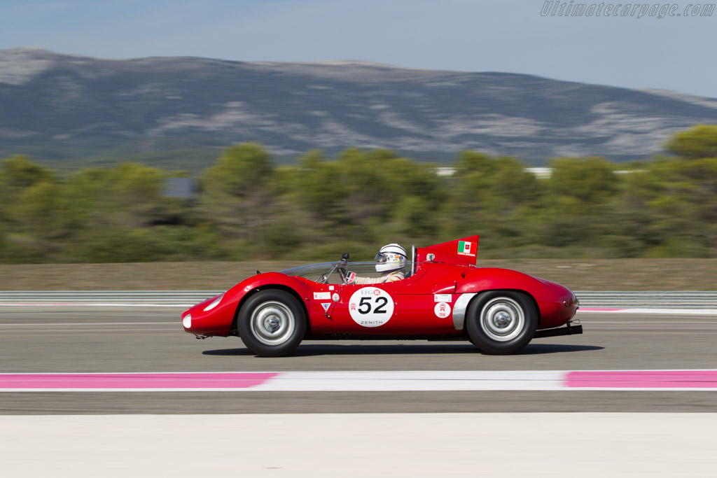 Maserati Tipo 63 Birdcage - Chassis: 63.004   - 2015 Dix Mille Tours