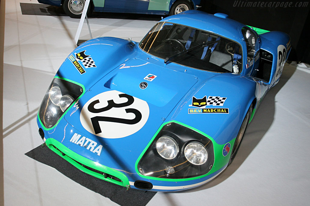 Click here to open the Matra MS630 gallery