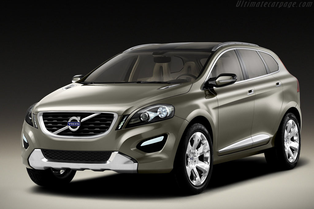 Click here to open the Volvo XC60 Concept gallery