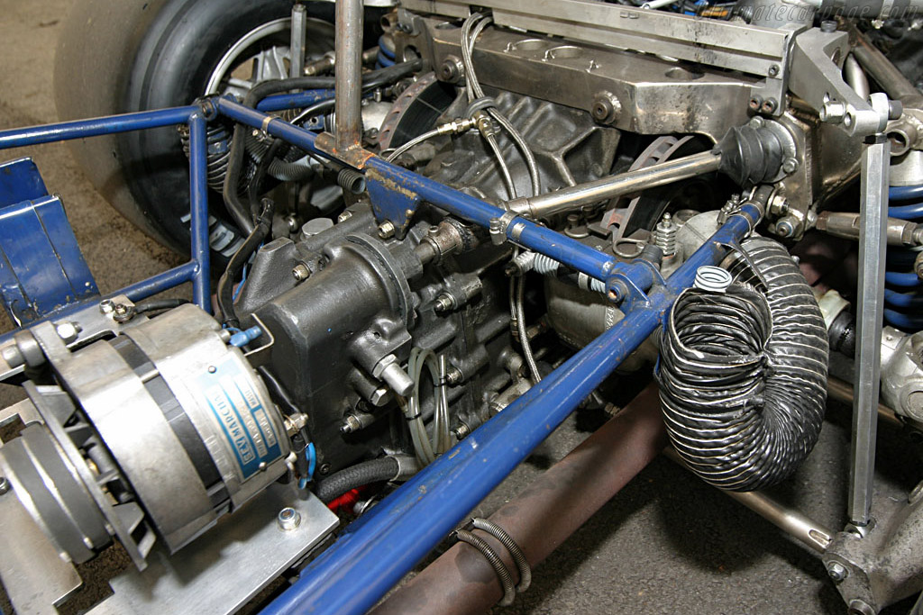 Inaltera GTP Cosworth - Chassis: 003   - 2004 Le Mans Classic