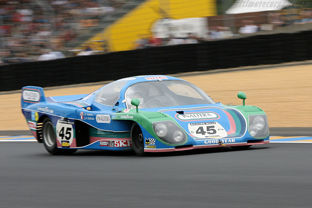 Inaltera GTP Cosworth - Chassis: 003   - 2006 Le Mans Classic