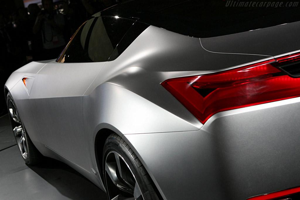 Acura Advanced Sports Car Concept    - 2007 North American International Auto Show (NAIAS)