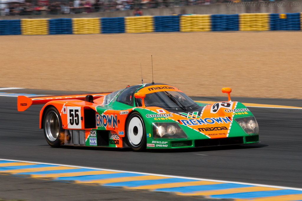 mazda 787b chassis 787b 002 2011 24 hours of le mans. Black Bedroom Furniture Sets. Home Design Ideas