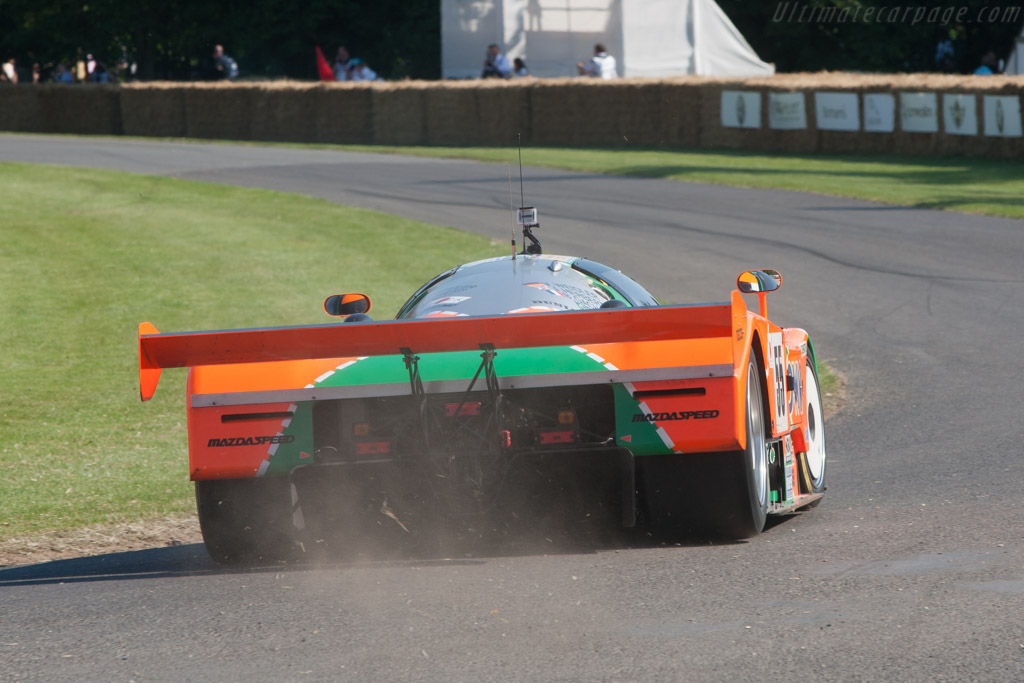 Mazda 787B - Chassis: 787B - 002   - 2011 Goodwood Festival of Speed