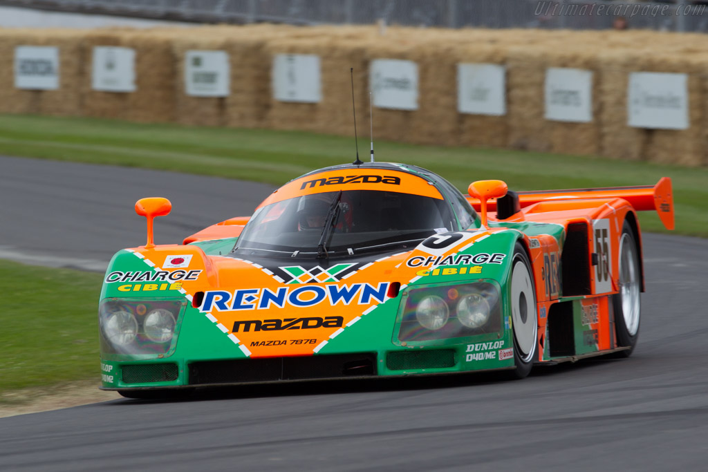 1991 Mazda 787B - Images, Specifications and Information