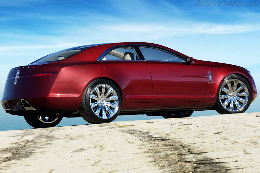 Lincoln Concept Car >> Lincoln MKR Concept