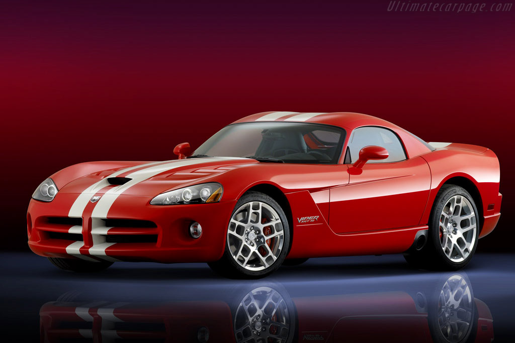 Click here to open the Dodge Viper SRT10 Coupe gallery