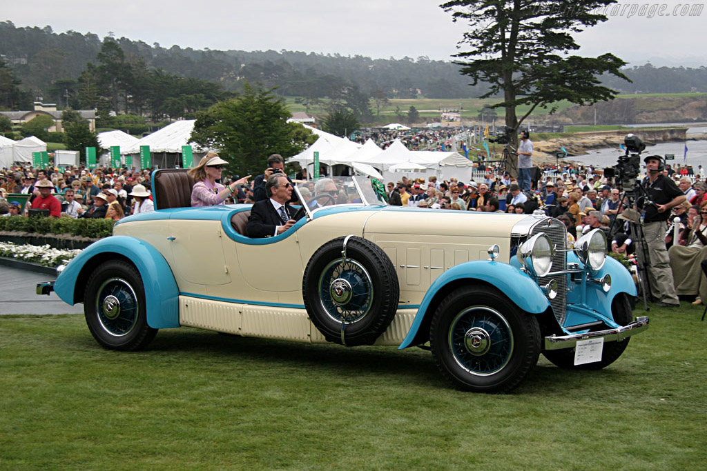 Cadillac 452 A V16 Pinin Farina Roadster    - 2005 Pebble Beach Concours d'Elegance