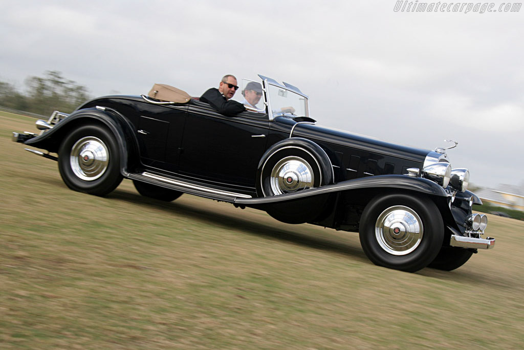 Cadillac 452 B V16 Fisher Convertible Coupe    - 2006 Palm Beach International, a Concours d'Elegance