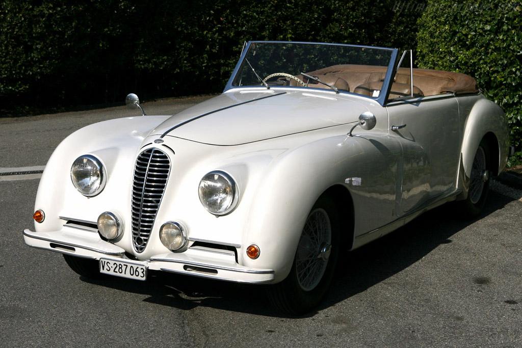 Delahaye 135 MS Köng Cabriolet - Chassis: ?   - 2006 Concorso d'Eleganza Villa d'Este
