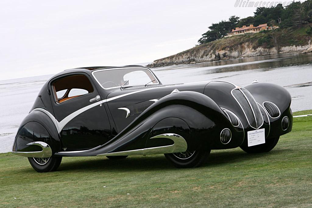 Delahaye 135 Competition Court Figoni & Falaschi Coupe - Chassis: 46576   - 2006 Pebble Beach Concours d'Elegance