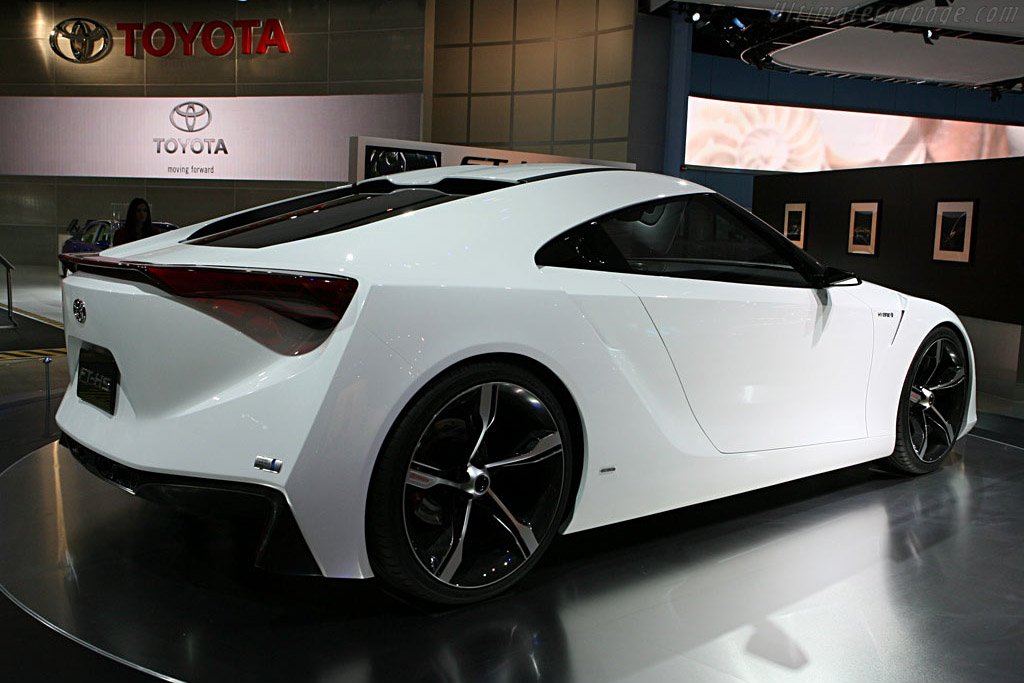 Toyota FT-HS Concept    - 2007 North American International Auto Show (NAIAS)
