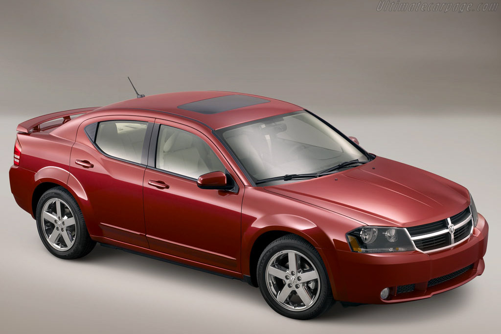 2007 Dodge Avenger Rt Images Specifications And Information