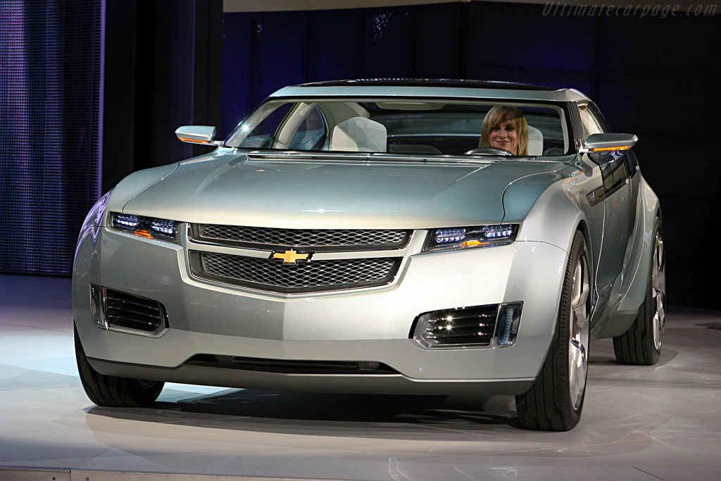 Click here to open the Chevrolet Volt Concept gallery