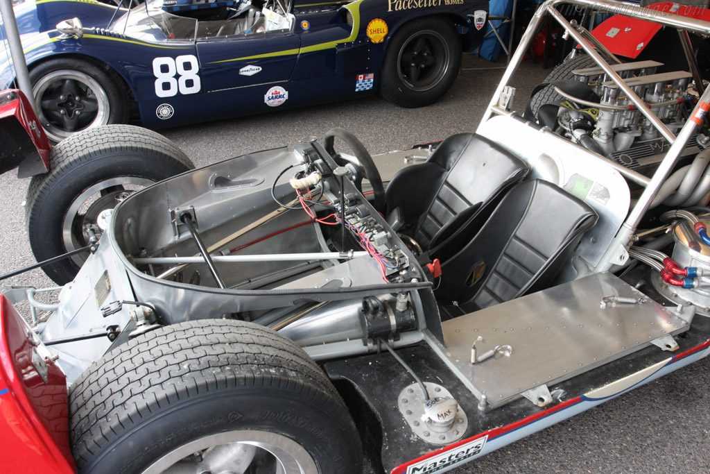 McLaren M1A Oldsmobile - Chassis: 20-07   - 2009 Goodwood Revival