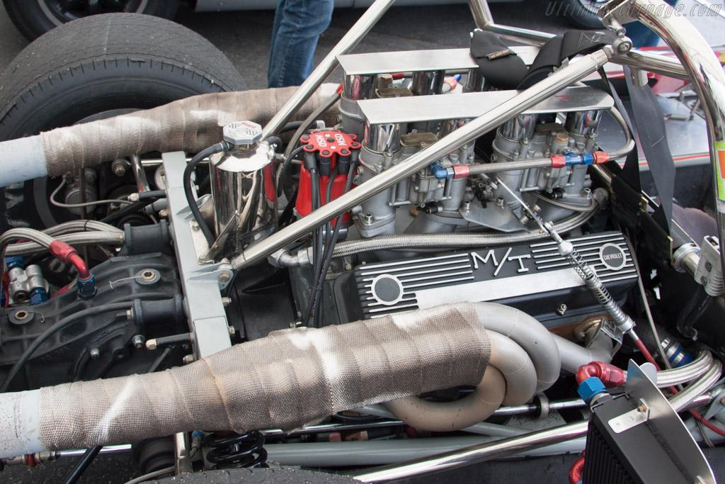 McLaren M1A Oldsmobile - Chassis: 20-07   - 2011 Monterey Motorsports Reunion