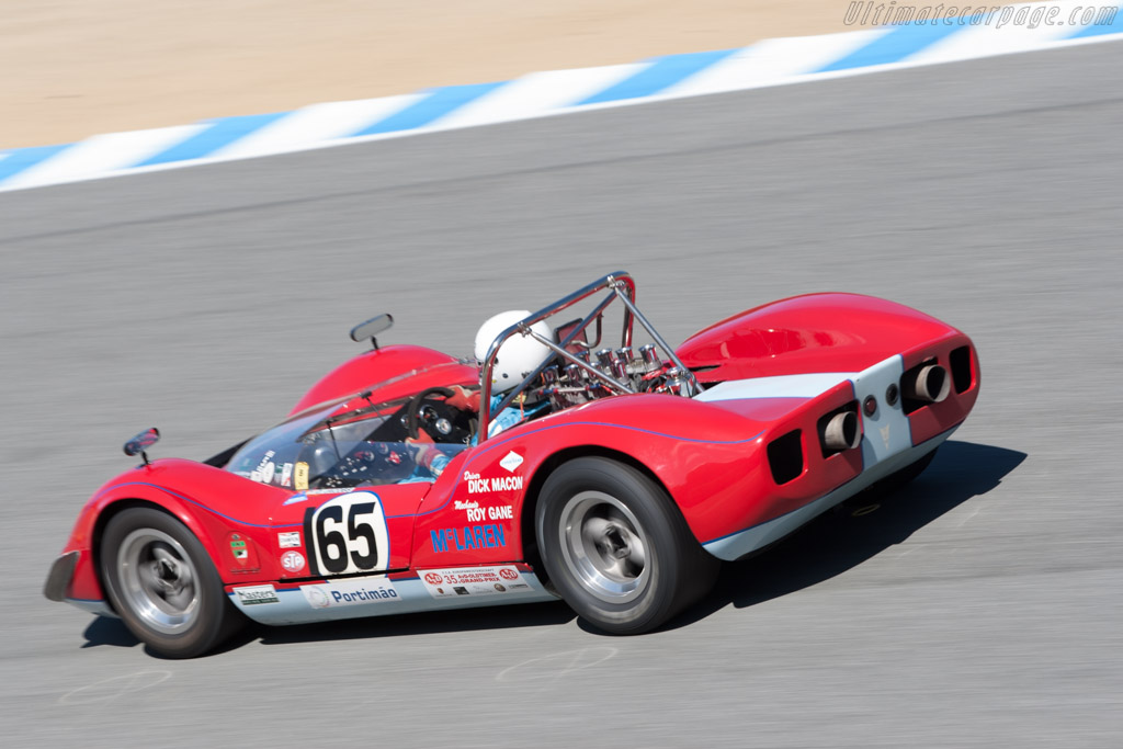 McLaren M1A Oldsmobile - Chassis: 20-07   - 2011 Monterey Motorsports Reunion