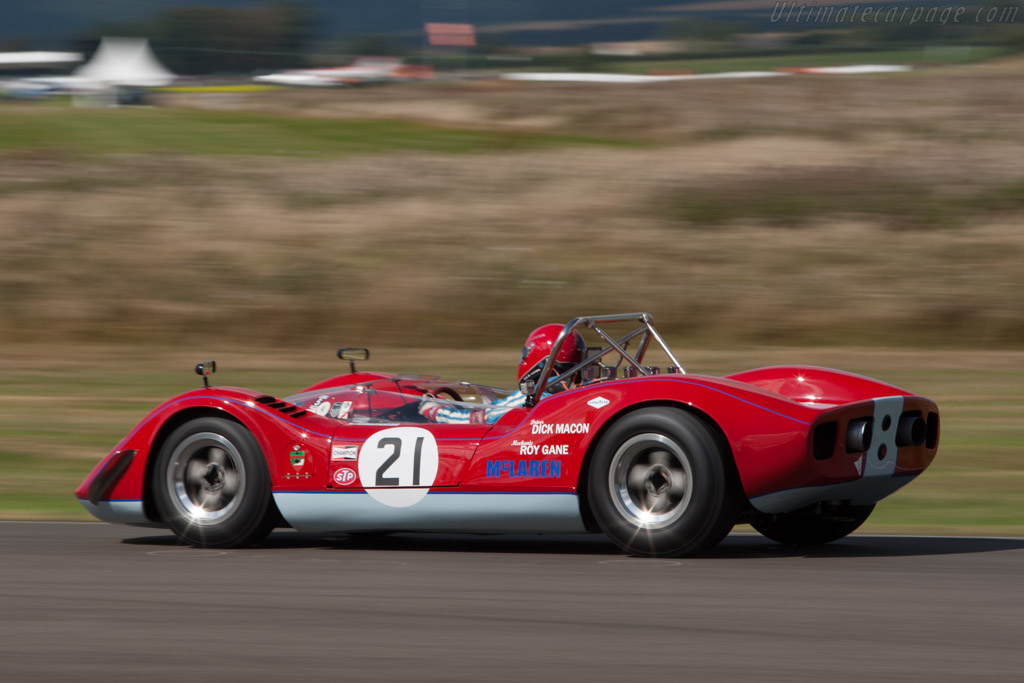 McLaren M1A Oldsmobile - Chassis: 20-07   - 2012 Goodwood Revival
